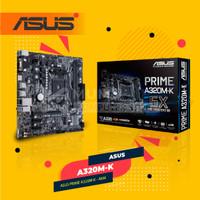 ASUS PRIME A320M-K (AM4, A320, DDR4)