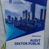 ASLI BUKU UT AUDIT SEKTOR PUBLIK Indra Bastian UNIVERSITAS TERBUKA