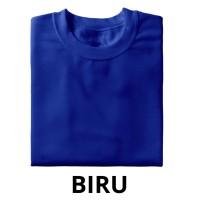 Baju Kaos Polos Jumbo Big Size 2XL 3XL 4XL 5XL Pria Dan Wanita Bahan