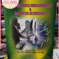ORI performance measurement and balance scorecard Amin Widjaja tunggal