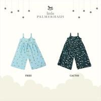 Little Palmerhaus - Sleeveless Jumpsuit 2-4 Tahun