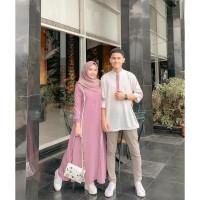 Baju Couple Muslimah Farzana Set