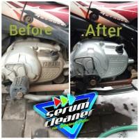 Serum Cleaner Pembersih Kerak Karat Velg Blok Mesin Mobil Motor Best