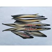 READY stiker striping mio sporty 2007 hitam sc