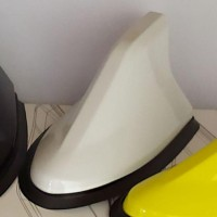 Antena sirip hiu /shark fin Hybrid Xenia Terios Ayla Sirion Sigra - 1.Merah