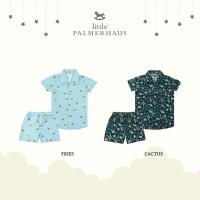 Little Palmerhaus - Mom's Lounge Wear Short (Setelan/Piyama Pendek Wan