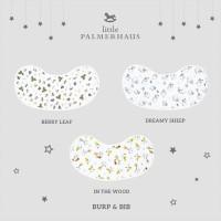 Little Palmerhaus - Burp & Bib (Celemek Bayi)