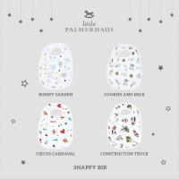Little Palmerhaus - Snappy Bib (Celemek Bayi & Anak)
