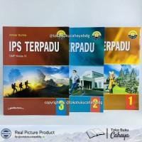 BUKU IPS TERPADU SMP KELAS 7 8 9 K2013 REVSI YUDHISTIRA | Anwar Kurnia