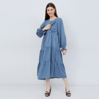 Kirasa Blue Denim - Baju Ibu Hamil Dan Menyusui