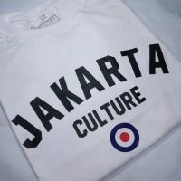 kaos & t-shirt jakarta jakartans persija city of fanatic football