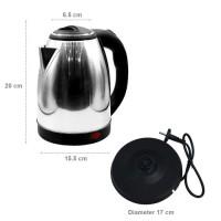 Teko Listrik 2 Liter Electric Kettle Scarlett Water Heater Pemanas Air