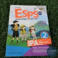 Buku ESPS IPA KELAS 2 SD ERLANGGA REVISI NB