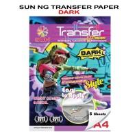 Kertas Transfer - SUN Next Generation Transfer Paper Dark A4