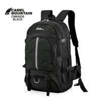 (BF) Tas Gunung CM 65009 Berkapasitas 70L , Ransel Gunung Hiking,Camp - Black