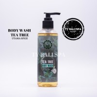 TEA TREE BODY WASH UTAMA SPICE 230 ML