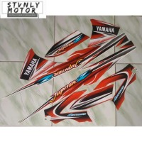 stiker striping jupiter z cw 2005-2006