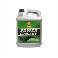 Air Radiator Power Coolant Top One 1 Hijau 4 Liter Galon PROMO