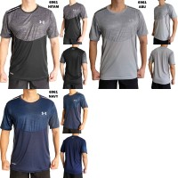 Kaos Training Cowok 6961 Baju Olahraga Futsal Gym Lari Badminton Pria