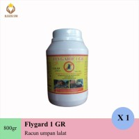 obat umpan racun anti lalat FLYGARD 1GR 800gr 1 GR pembasmi lalat