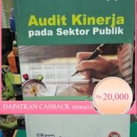 Buku ORI audit kinerja pada sektor publik konsep praktik studi ka