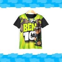Baju ben 10   Kaos ben 10   Kaos anak laki laki v5