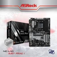 MB Motherboard Asrock B450 PRO4 - Mainboard Mobo B450 PRO 4 AM4 AMD
