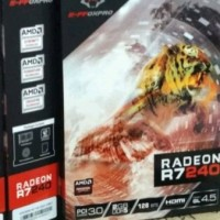 VGA Card E-FFOXPRO Ati Radeon R7 240 2 GB DDR5 128 bit PCI E