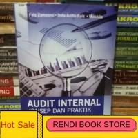 Audit Internal Konsep dan Praktik by Faiz Zamzami