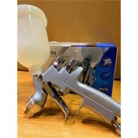 Spray gun HVLP mini Auarita H921 250ml cup 1.0mm nozzle use t