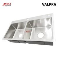 Kitchen Sink 8245 Model Bolzano / Bak Cucian Piring Stainless Steel