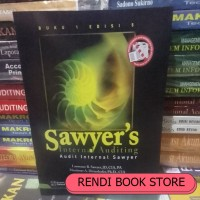 Sawyer's Audit Internal Sawyer buku 1 edisi 5 by Lawrence B. Sawyer