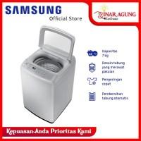 Samsung Mesin Cuci 1 Tabung WA70H4000SG Top Loading Garansi Resmi