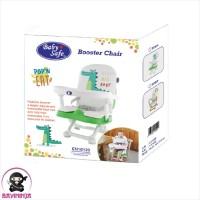 BABYSAFE Pop n Eat Booster Chair Kursi Makan Bayi Anak