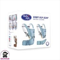 BABYSAFE Baby Hip Seat New Born to Toddler Gendongan Bayi