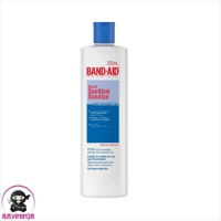 BAND AID Hand Sanitizer Solution Antiseptic 250 ml
