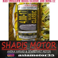 Ban Swallow Biasa SB-135 Classic 400 Ring 17