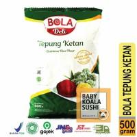 BOLA DELI Tepung Beras Ketan 500 g Halal | Corn Strach