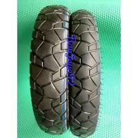 Sepasang ban Mio Beat Vario 70/90 80/90 ring 14 tubeless