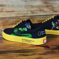 Sepatu Van Old Skool Classic national oldskool sneakers