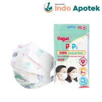 BAGUS PIPI KIDS SURGICAL 5`S