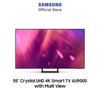 SAMSUNG 55 Crystal UHD 4K Smart TV AU9000