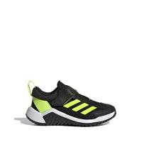 Adidas Kid's 4uture Sport AC Running Shoes - Core Black - Black, UK 2