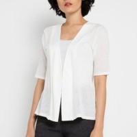 White Mode Ayline Cardigans