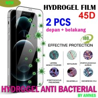 anti gores XIAOMI MI6 MI 6 hydrogel anti bakteri anti kuman non temper