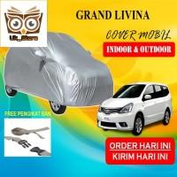 Selimut Sarung Cover Body Mobil Grand livina Free Klip Ban