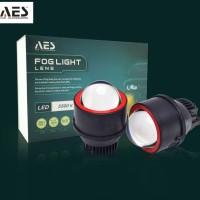 Foglamp Biled AES Q3 Hi loo 45 Watt