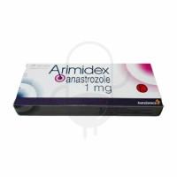 ARIMIDEX 1 MG BOX 28 TABLET