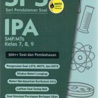 Buku Seri Pendalaman Soal Ipa Smp/mts Kelas 7, 8, 9 oleh Fitri Lianing