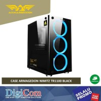 CASE ARMAGEDON NIMITZ TR1100 BLACK